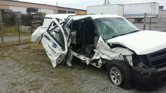 [Image: This is one of the countless accidents we have responded to. Call us when you need assistance!]